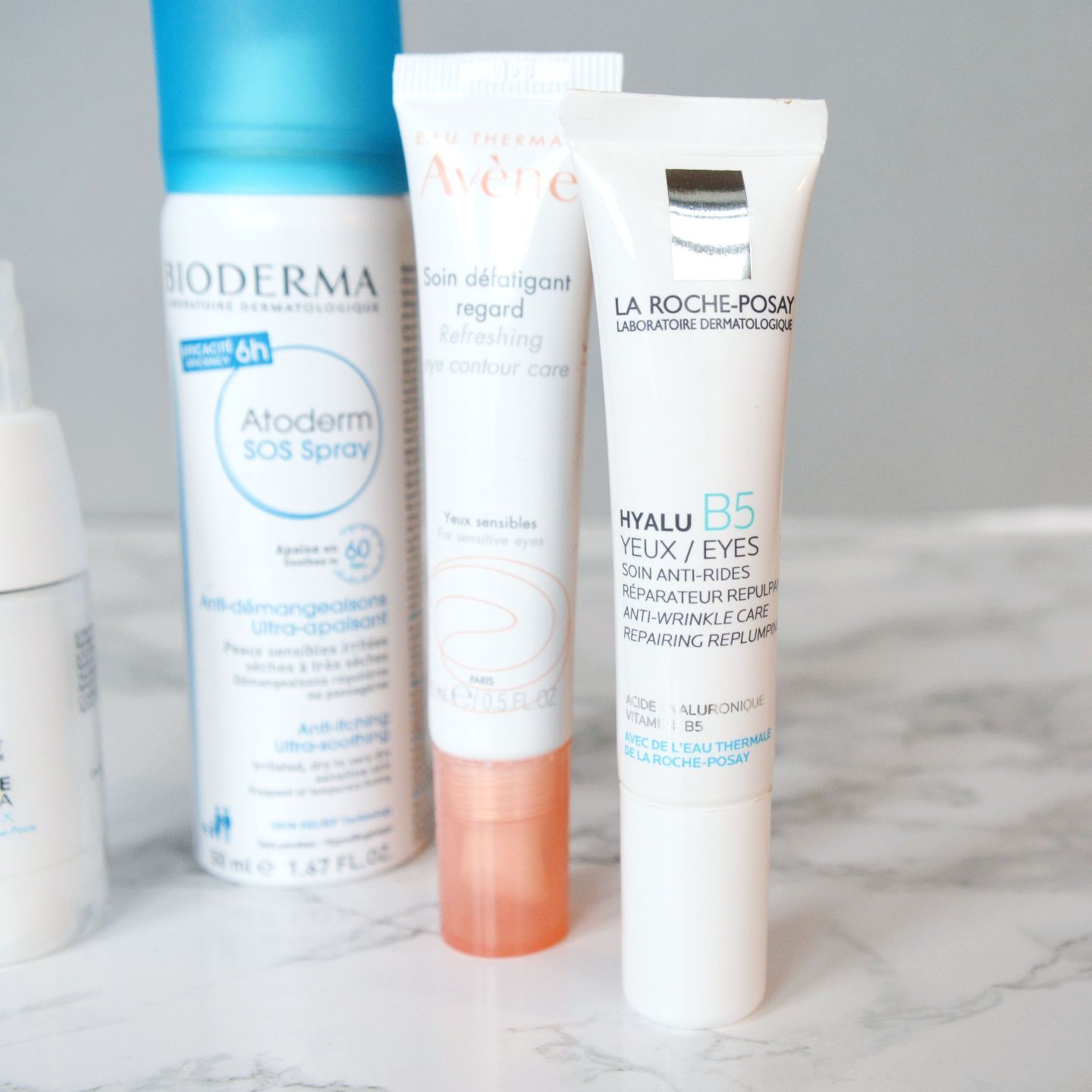 How to soothe sensitive eyes - the products I used to soothe my sebhorreic dermatitis, ocular rosacea. Irritated eyes and skincare advice. #talontedlex