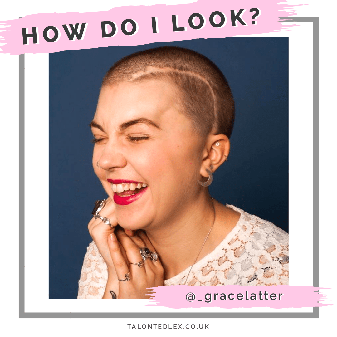 Repin and click to read my interview with the beautiful Grace Latter, the body positivity advocate and model. She talks about body positivity, shares her tips for self love, and the media visibility of scars. #talontedlex #gracelatter #bodypositivity #skinpositivity