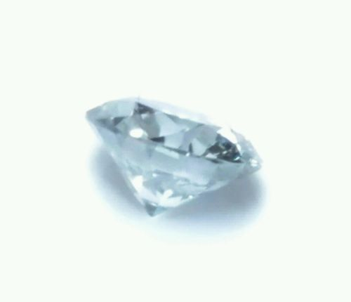 0.19ct Natural Loose Fancy Very Light Blue Color Diamond GIA VVS1 Round