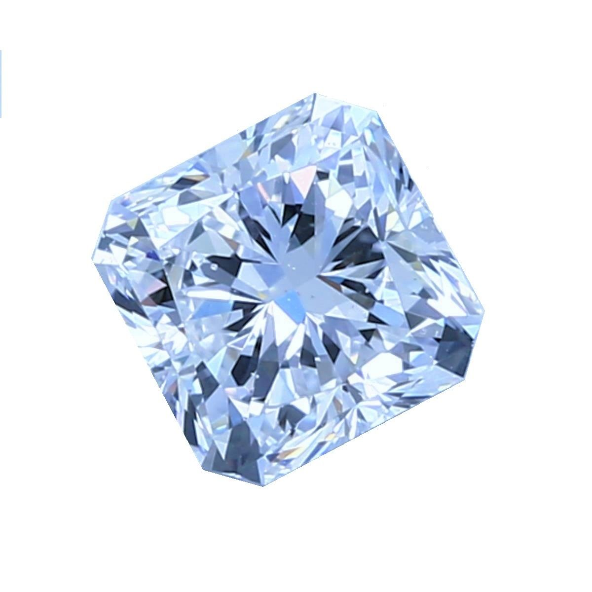 Blue Diamond 0 35ct Natural Loose Fancy Light Green Blue