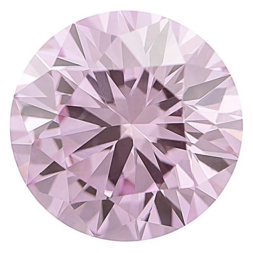 Pink Diamond - 0.20ct ARGYLE Natural Loose Fancy Light Pink GIA Cert Round SI1