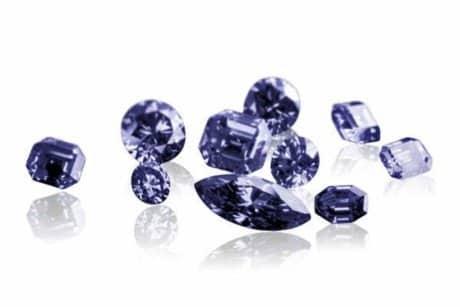 argyle blue diamonds