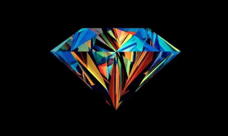 diamonds in coronavirus time