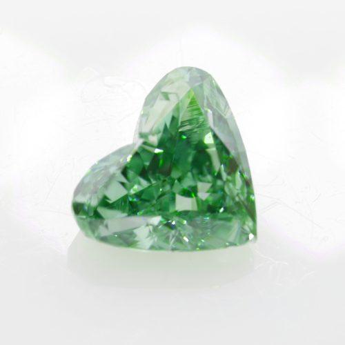 fancy vivid green diamond gia