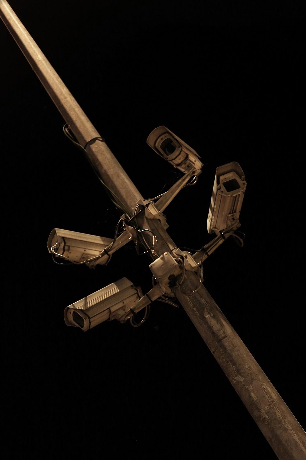 Caméras de surveillance, loi sécurité globale