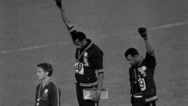 Le sport, la compétition, le discours sportif, politique et les J.O