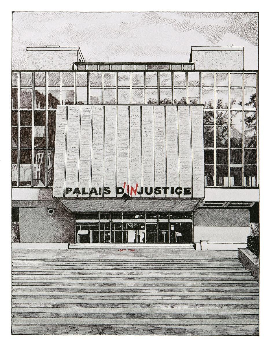La justice en son palais