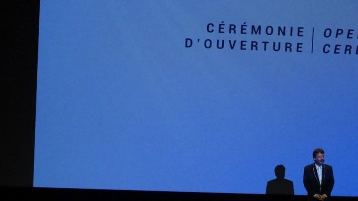 « Josée… » en ouverture du Festival d'Animation d'Annecy