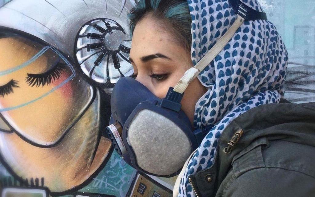 Shamsia Hassani, des œuvres en prise avec la réalité afghane