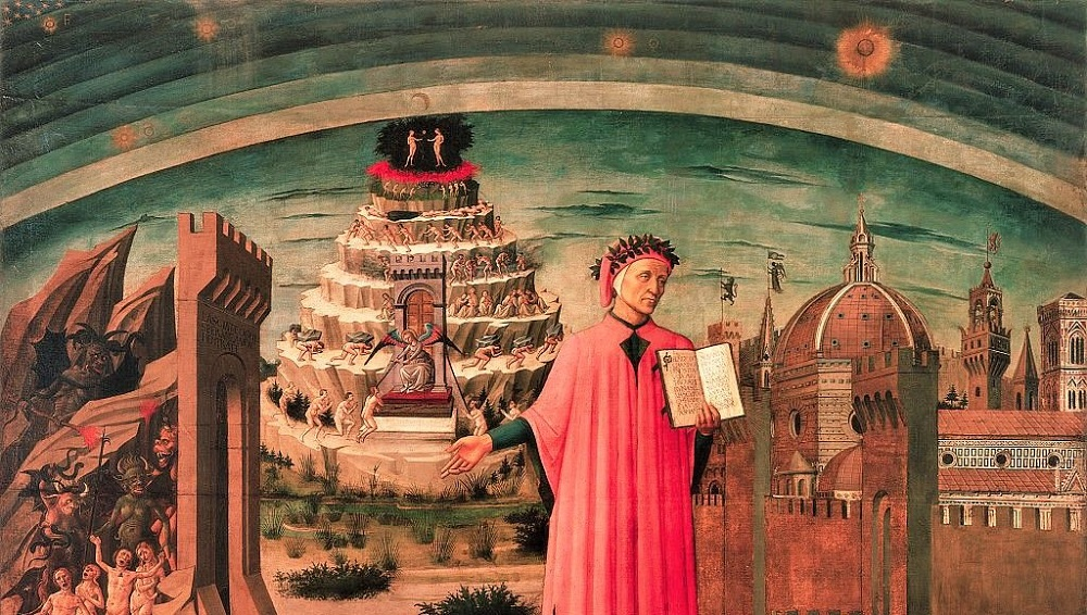 Dante Alighieri, conférence le 13/11/21  Annecy