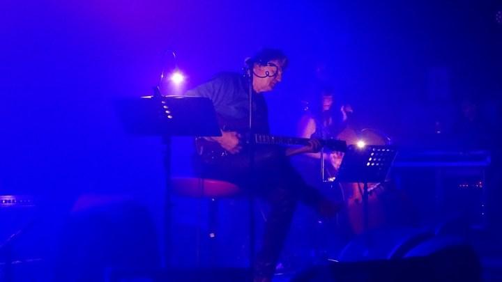 Rodolphe Burger au Brise Glace : l'albatros en poésie
