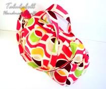 Diaper Bag 2.0 (Pink Polka)
