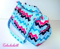 Diaper Bag 2.0 (Ziggy Diaper Bag)