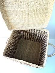 Native Abaca Laundry Basket