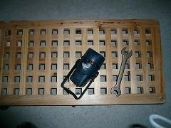 床下点検道具