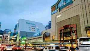 ルミネ2・JR新宿駅南口