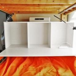 ベッドに金庫・収納ボックス付