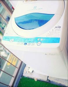洗濯機無料