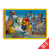 $20sgd - A5 Notebook