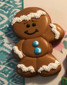 Tamala's Gingerbread Man