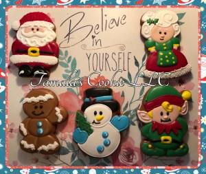 Tamala's Christmas Cookies 2017