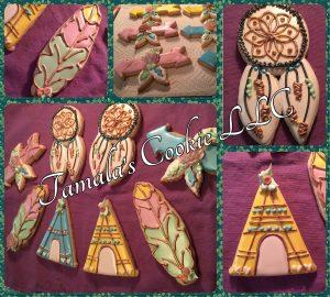 Tribal Cookies