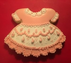 Little girl Dress Cookie