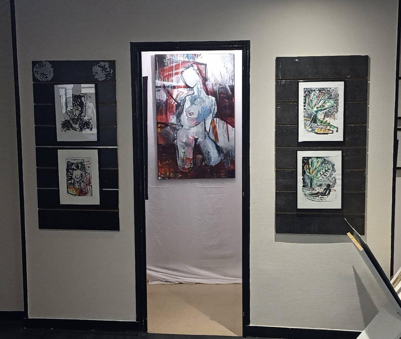 Galerie éphémère Assemblage. Du 11 décembre au 8 janvier.5 rue de la Renarderie, tous les jours de 10h30 à 19h30.