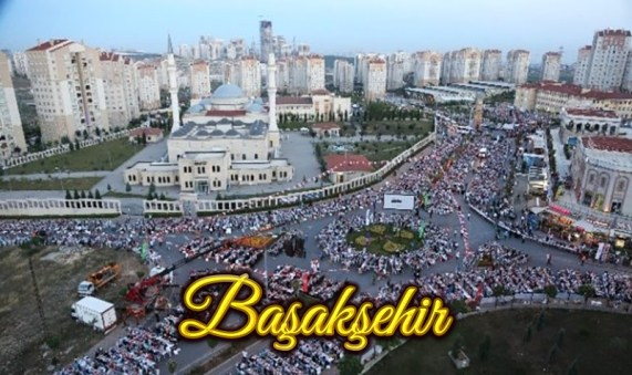 Where Is Basaksehir In Istanbul?