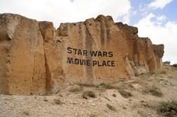 Star Wars filmed Tatooine scenes in this region