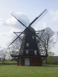 Windmill? How Dutch...