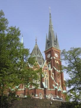 Oscar Frederiks Church