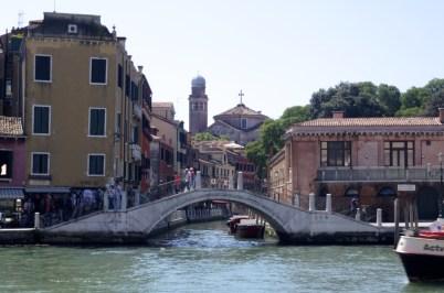 Entrance to Venice