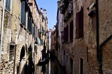 Narrow canals