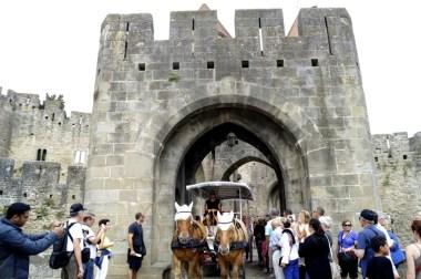 Gates to Carcassonne