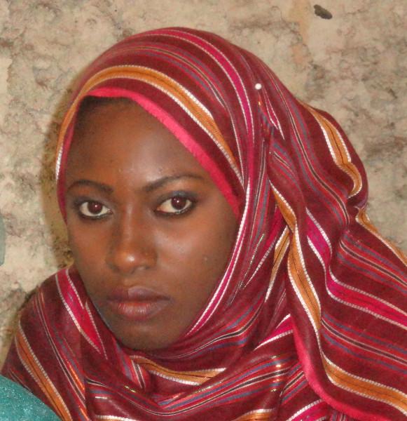 Zaina - head teacher Tamani Nursery School