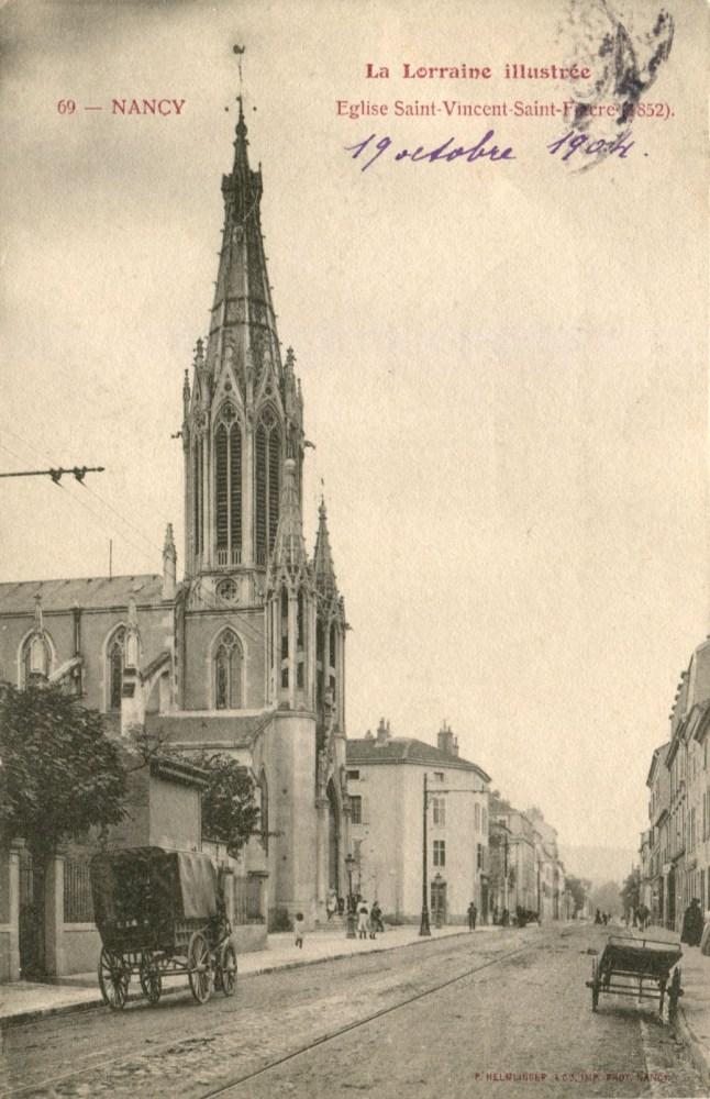 Faubourg des Trois-Maisons (4/5)