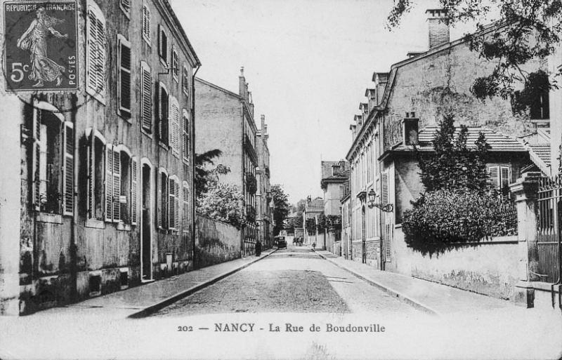 Faubourg des Trois-Maisons (2/5)