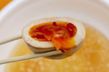 オリーブオイルと帆立だしの塩ラーメン」