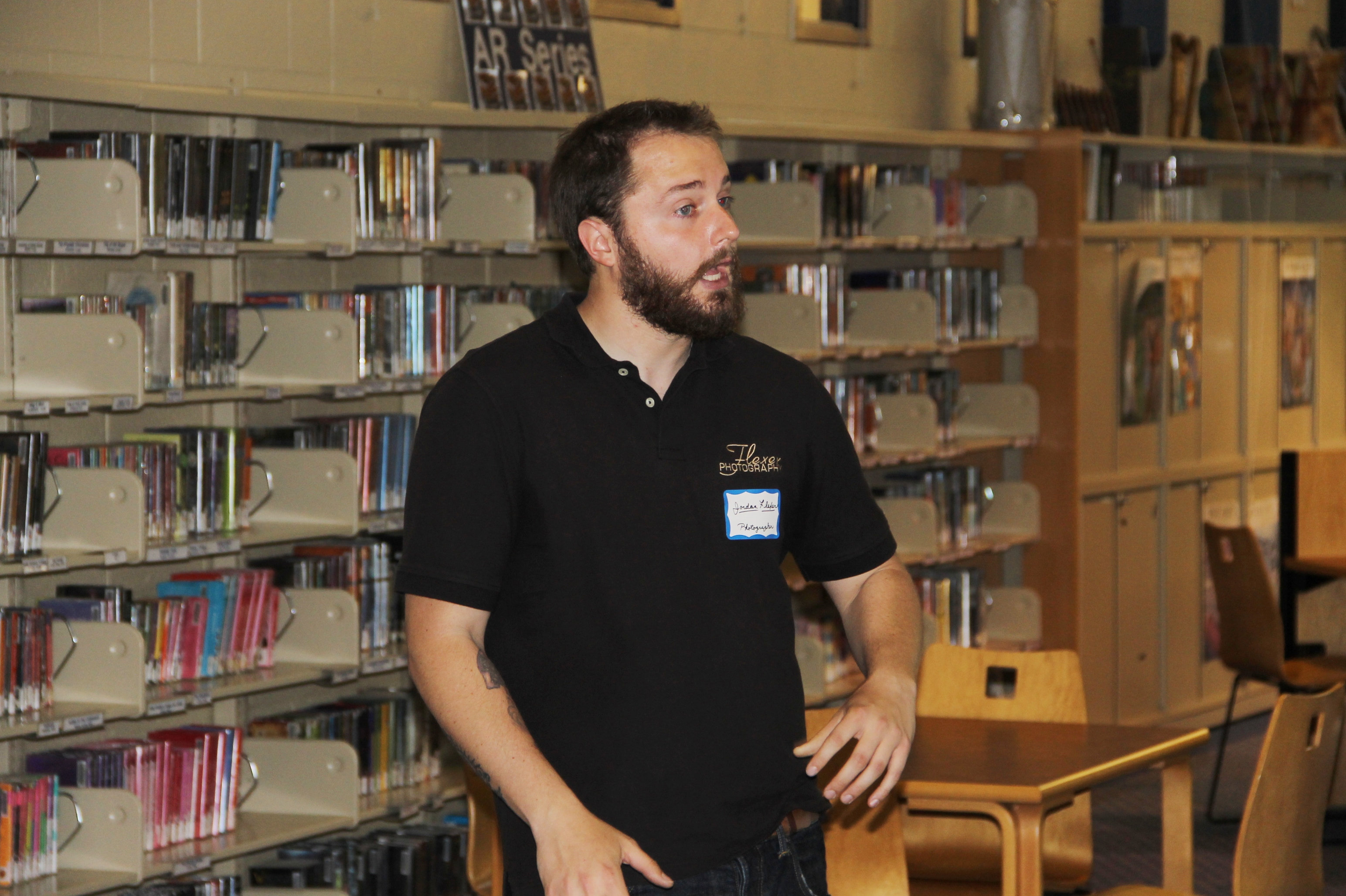 Over 40 Speakers Take Part During Tamaqua Middle School