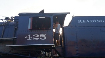 1928 Baldwin 425 Steam Engine, from Eric Becker, Train Station, Tamaqua, 8-29-2015 (20)