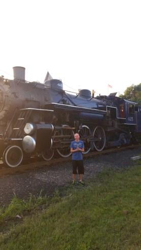 1928 Baldwin 425 Steam Engine, from Eric Becker, Train Station, Tamaqua, 8-29-2015 (23)