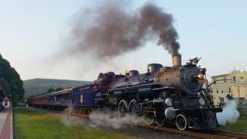 1928 Baldwin 425 Steam Engine, from Eric Becker, Train Station, Tamaqua, 8-29-2015 (62)