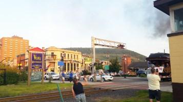 1928 Baldwin 425 Steam Engine, from Eric Becker, Train Station, Tamaqua, 8-29-2015 (84)