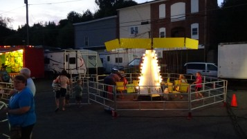 Apparatus Parade during Citz Fest, Citizens Fire Company, Mahanoy City, 8-21-2015 (327)
