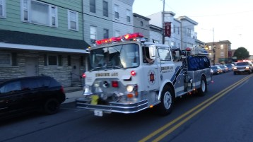 Apparatus Parade during Citz Fest, Citizens Fire Company, Mahanoy City, 8-21-2015 (94)