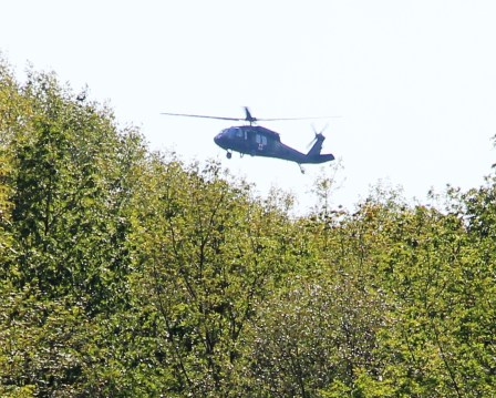 Army National Guard Helicopter Takes Part in Search for Missing Tamaqua Man (76)