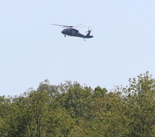 Army National Guard Helicopter Takes Part in Search for Missing Tamaqua Man (87)