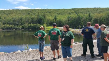 Celebrating 100 Years of PA Forestry, Owl Creek Reservoir, Tamaqua (108)