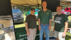 Celebrating 100 Years of PA Forestry, Owl Creek Reservoir, Tamaqua (29)
